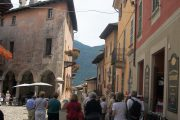 walking tour a cannobio - ca' pironi