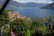 Vista sul lago da Carmine Superiore