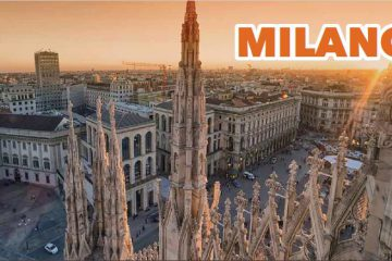 Excursion to Milano
