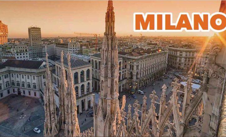 Excursion to Milano