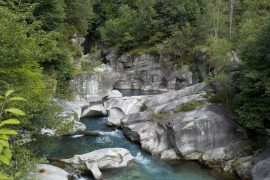 trekking agli Orridi di Uriezzo