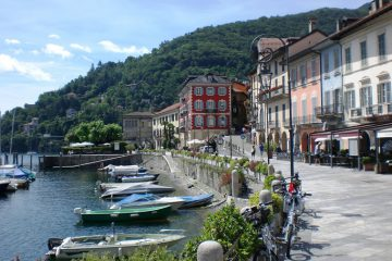 walking tour cannobio