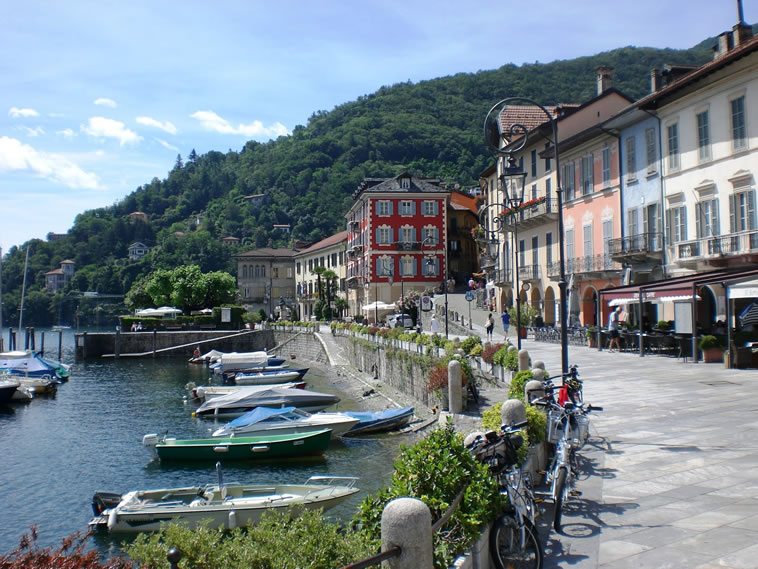 Cannobio Lago Maggiore walking tour